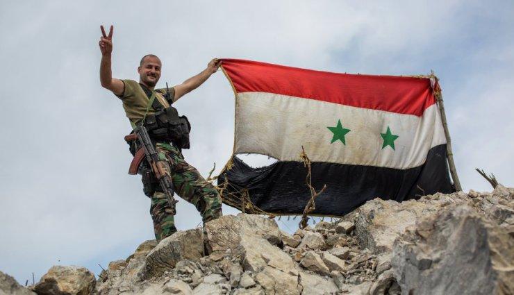 جندي من قوات الجيش السوري