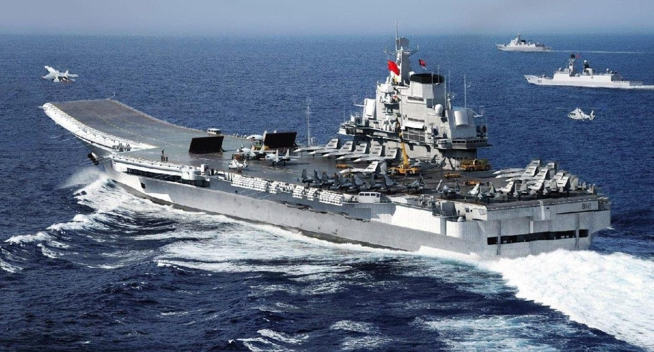 القوات البحرية الصينية