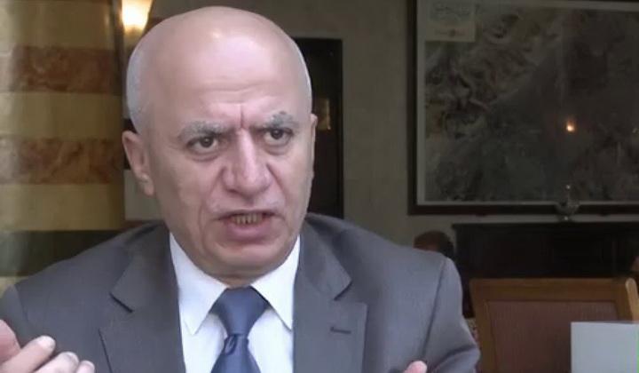 عمر أوسي عضو مجلس الشعب السوري