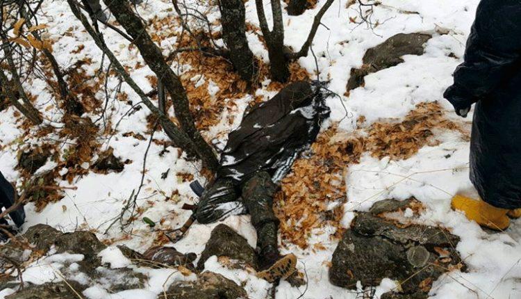 مكان مقتل المواطن شكري زين الدين بهجمة من حيوان