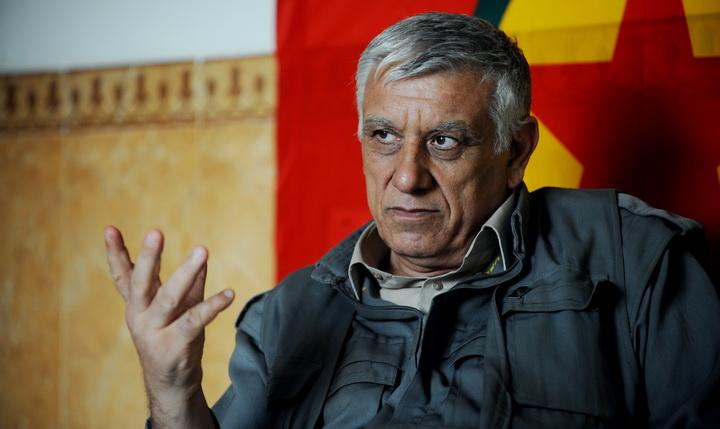 جميل بايك، الرئيس المشترك في الهيئة القيادية لمنظومة المجتمع الكردستاني (KCK)