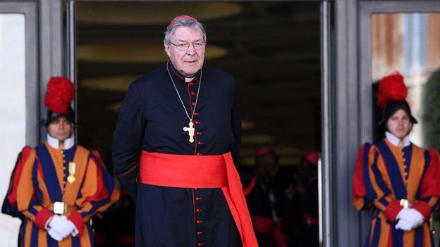 الكاردينال جورج بيل من أبرز رجال الدين الكاثوليك في أستراليا