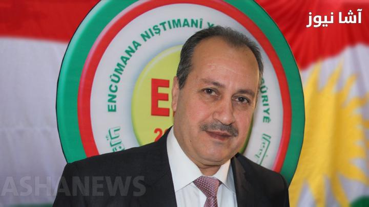 محسن طاهر، مسؤول المجالس المحلية للمجلس الوطني الكردي في سوريا
