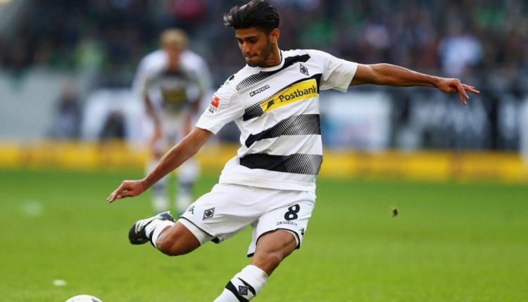 محمود داوود لاعب كُرة قدم ألماني من أصل كردي سوري