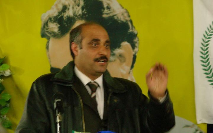 القيادي في حركة المجتمع الديمقراطي عبد السلام أحمد