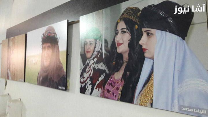 من الصور المعروضة في المعرض