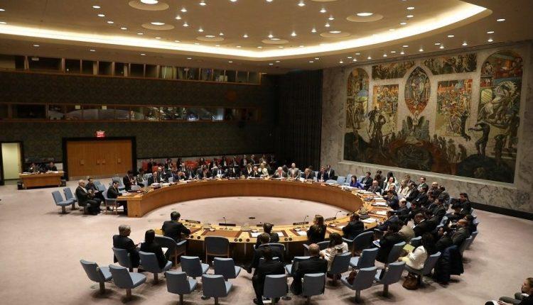 جلسة طارئة لمجلس الأمن الدولي