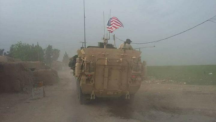 صور لقوات أمريكية انتشرت على الحدود التركية – السورية