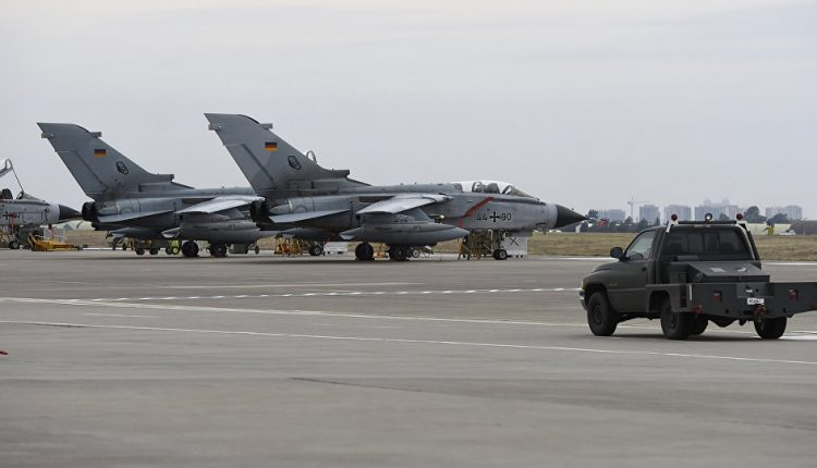 طائرات المانية في انجرليك