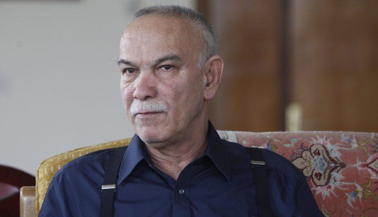 زعيم حركة التغيير الكوردستانية نوشيروان مصطفى