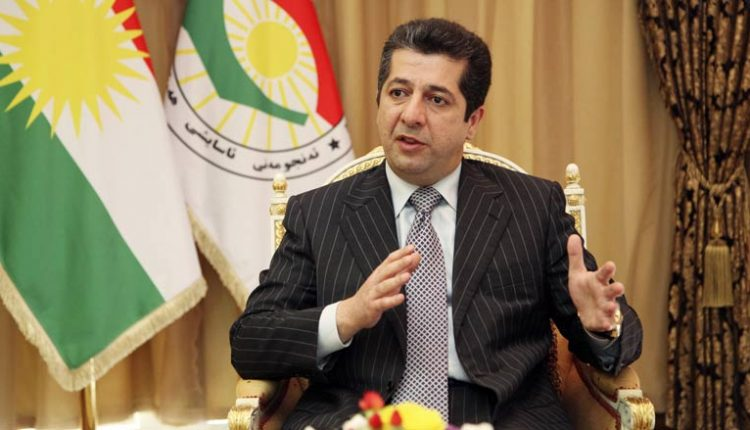 مستشار مجلس أمن اقليم كردستان مسرور بارزاني