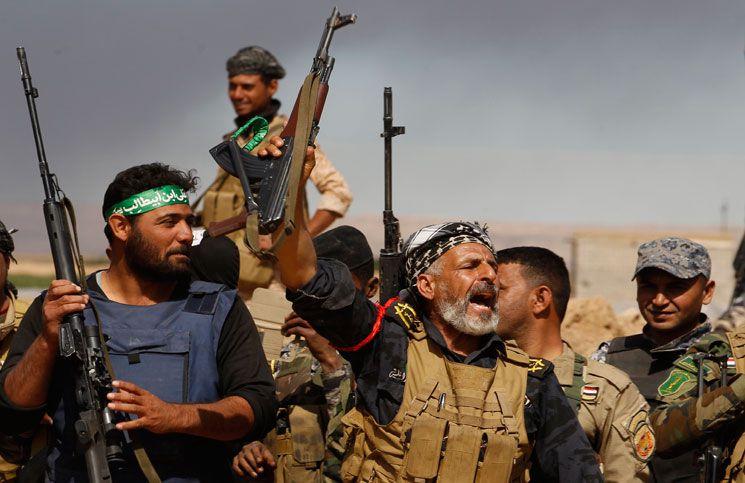 """تأسيس """"الحشد الشعبي السوري"""" في الحسكة"""