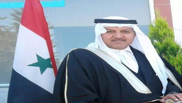 مؤسس الحشد الشعبي السوري، علي الحواس