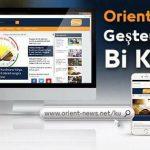 صدى إيقاف أورينت نيوز للنشرة الكردية على صفحات السوشيال ميديا