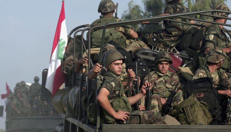 عملية عسكرية جديدة للجيش اللبناني في عرسال