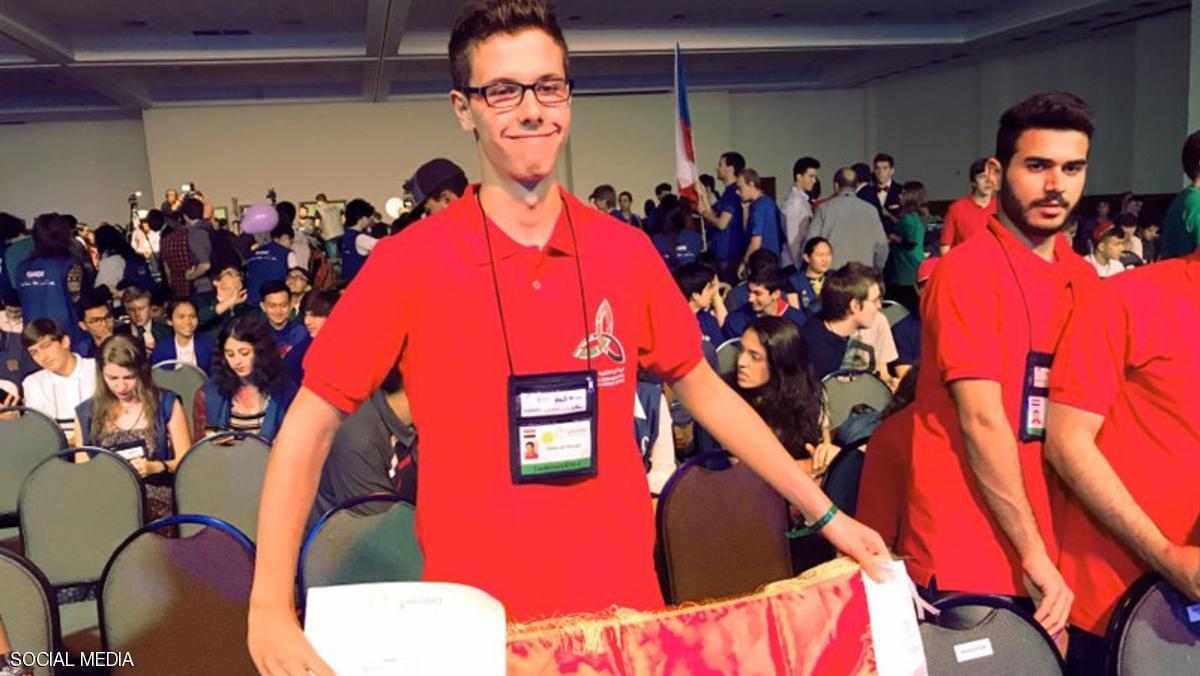 حافظ بشار الأسد مشاركا في الأولمبياد