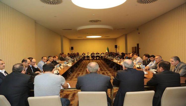 مؤتمر الأقليات الذي عقد في إسطنبول