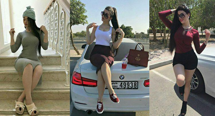 عارضة الأزياء البحرينية، رانيا عبدالله