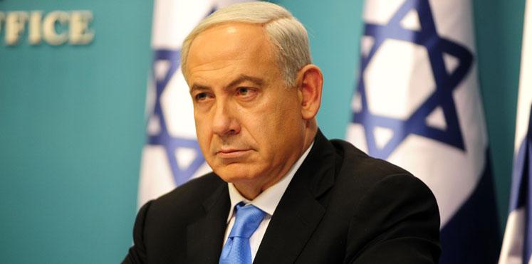 رئيس الحكومة الاسرائيلية بنيامين نتنياهو