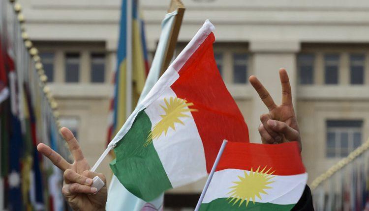 أعلام كردستان