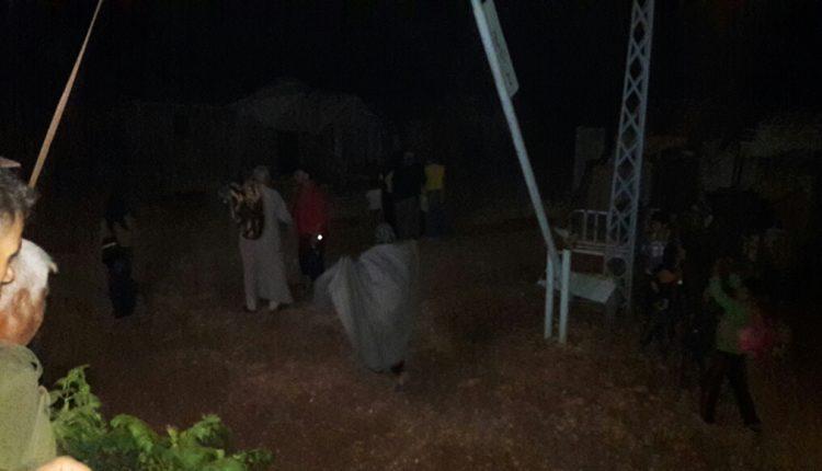 مخيم روبار في عفرين
