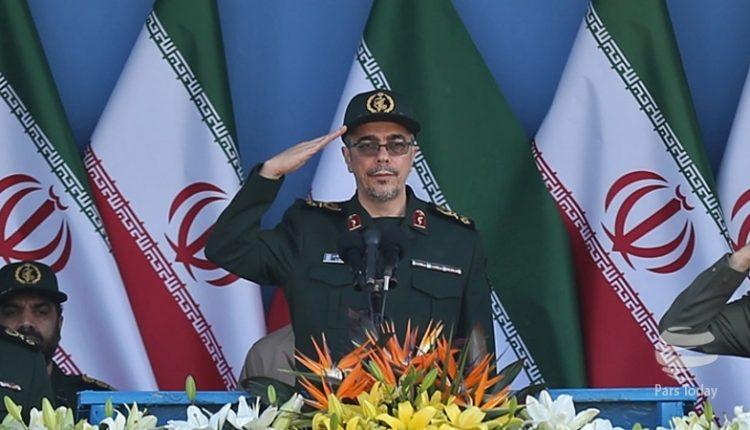 الجنرال محمد باقري، رئيس أركان الجيش االإيراني
