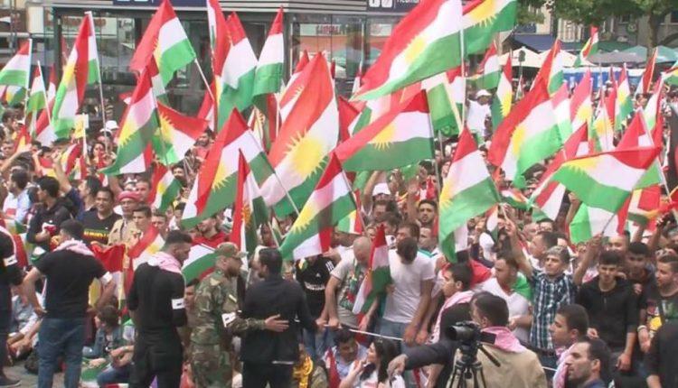 مهرجان كولن لدعم استقلال كردستان