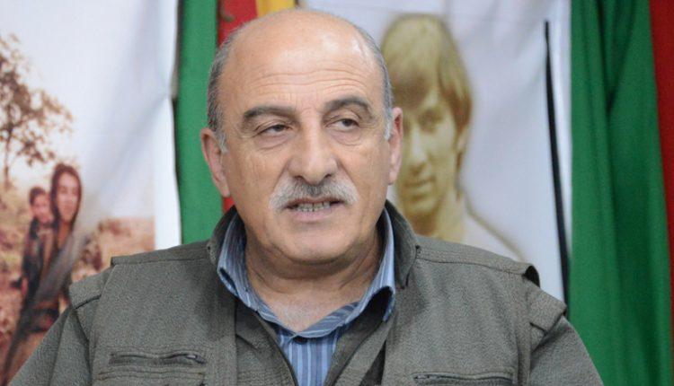 عضو الهيئة التنفيذية لحزب العمال الكردستاني (PKK) دوران كالكان