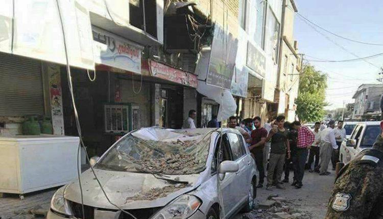 زلزال في إقليم كردستان
