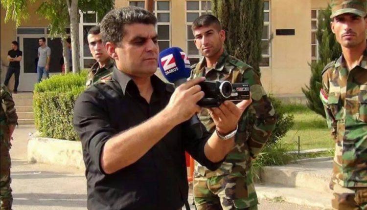الإعلامي برزان حسين