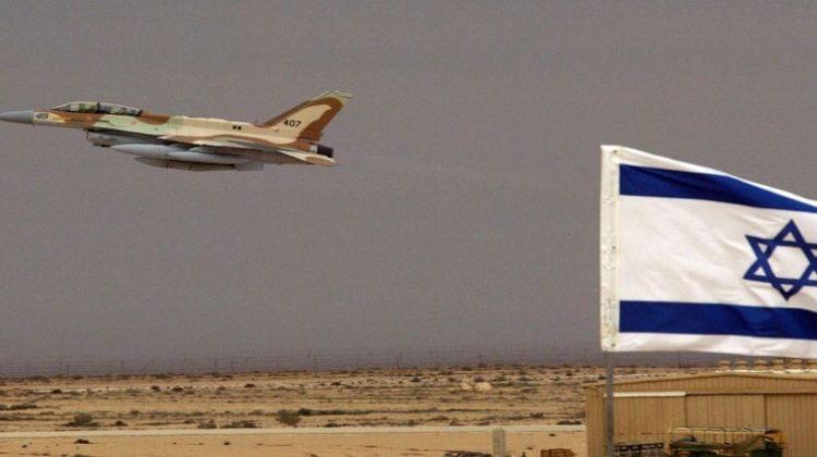 الطيران الحربي الاسرائيلي
