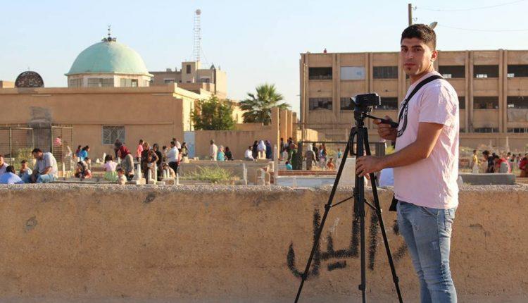 الناشط الإعلامي شيرزاد سيدو – الحسكة