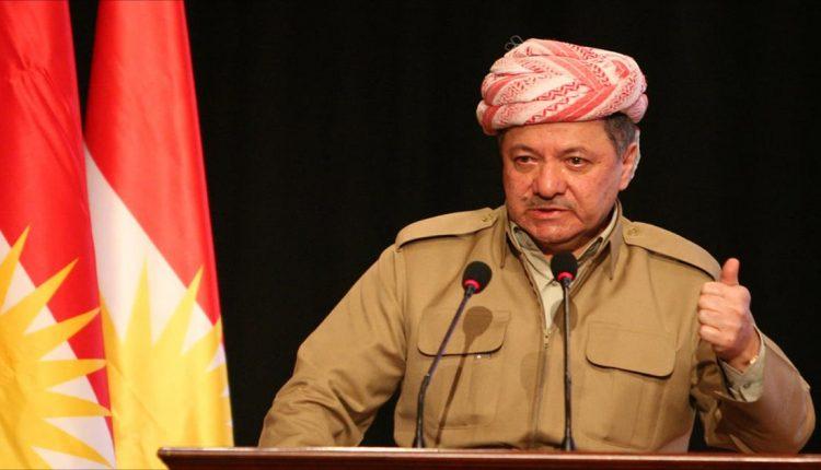 رئيس اقليم كردستان، مسعود بارزاني