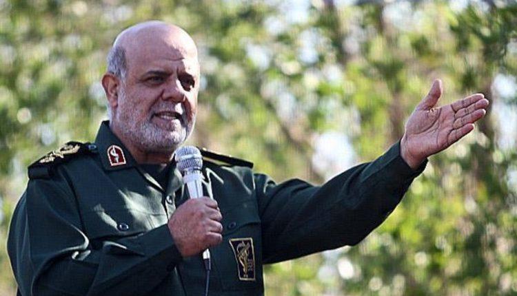 السفير الإيراني لدى العراق، إيرج مسجدي