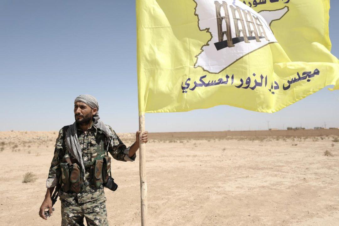 قوات سوريا الديمقراطية تطرد داعش من ثلاث قرى حدودية مع العراق