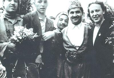 """طالباني موسكو - بالصور """"مام جلال"""" تاريخ من النضال الكردي"""