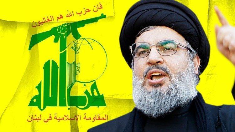 حسن نصر الله الأمين العام لجماعة حزب الله اللبنانية