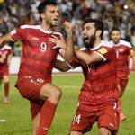 عمر السومة: لو لم أكن لاعباً أتمنى لو كنت ضابطا في الجيش