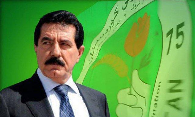 النائب الأول للأمين العام للاتحاد الوطني الكوردستاني، كوسرت رسول علي