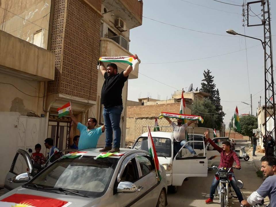 عضو الأمانة العامة للمجلس الوطني الكردي، مزكين رمضان