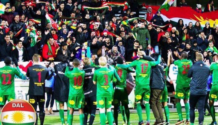 نادي دالكورد هو نادي كرة قدم كردي تم تأسيسه في سنة 2004 في السويد من قبل مهاجرين كرد