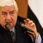 المعلم: الكُرد ينافسون الجيش السوري للسيطرة على مناطق النفط