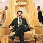 الوليد بن طلال يصفع ضابط مخابرات سعودياً خلال التحقيق معه