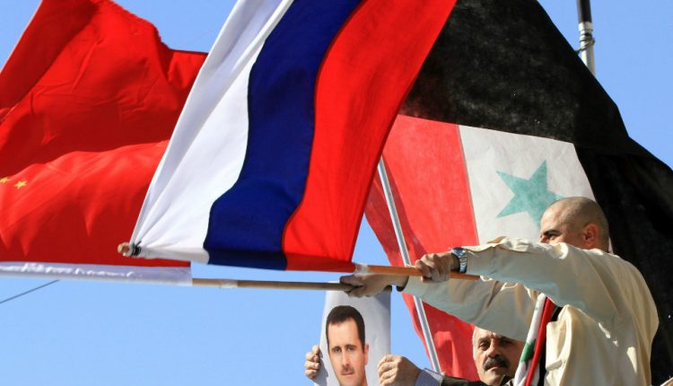 سوريا روسيا
