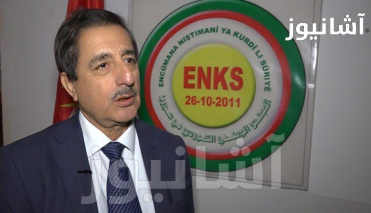 المنسق العام لحركة الإصلاح الكردي فيصل يوسف