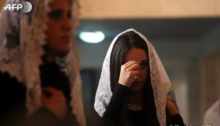 المسيحيون في منطقة الجزيرة يحتفلون بميلاد المسيح