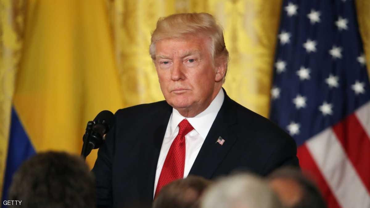 """ترامب يصف الأسد بالحيوان ويؤكد أن ثمن الهجوم الكيماوي في سوريا """"باهظ"""""""