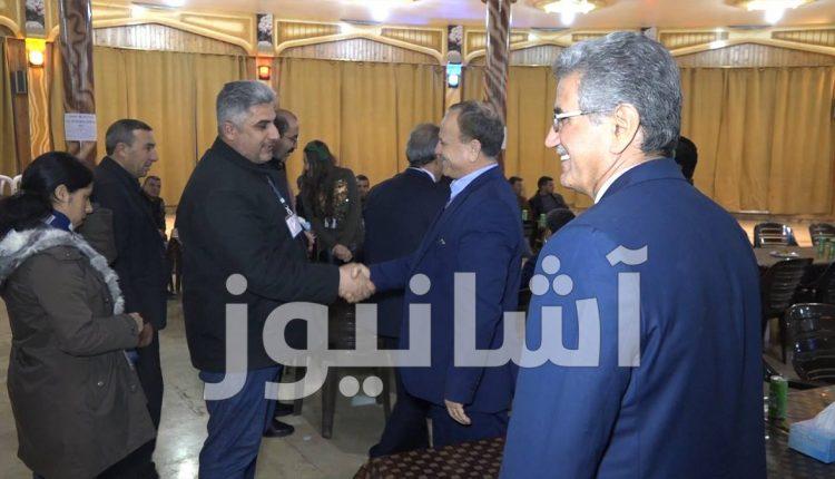 عبدالصمد خلف برو وعبدالكريم صاروخان
