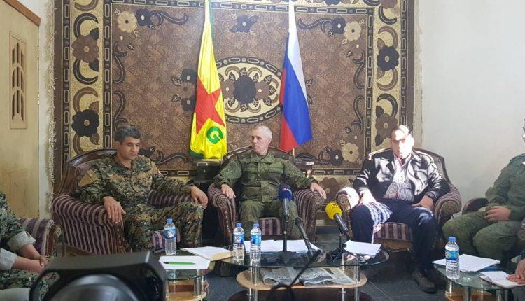 غرفة عمليات (أمريكية – روسية) لمحاربة داعش