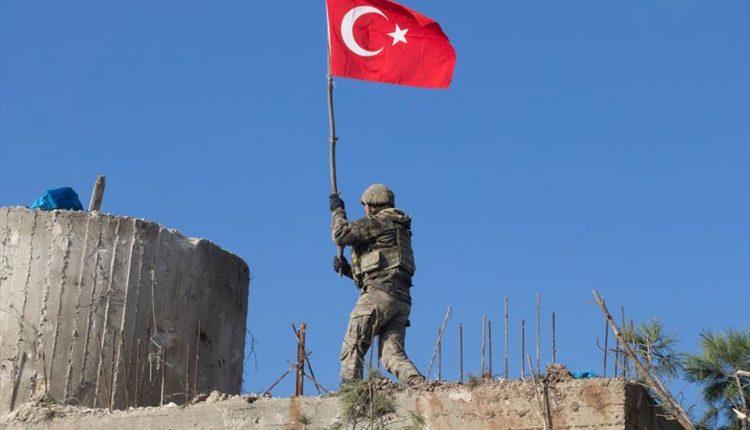 الجيش التركي يعلن سيطرته على جبل برصايا